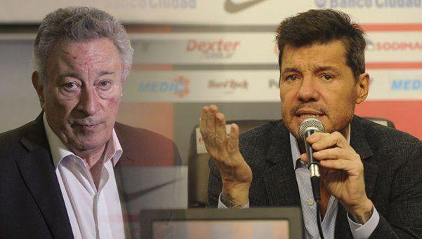 Segura y Tinelli acordaron fecha para las elecciones en AFA