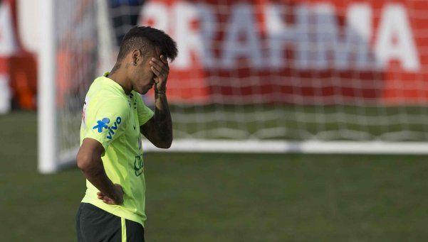 Santos pide que la FIFA sancione a Neymar por seis meses
