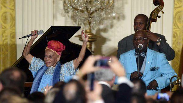 Video | Histórico: así tocó Buena Vista Social Club en la Casa Blanca