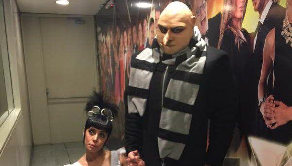 ShowMatch: Freddy fue el Villano Favorito de la noche