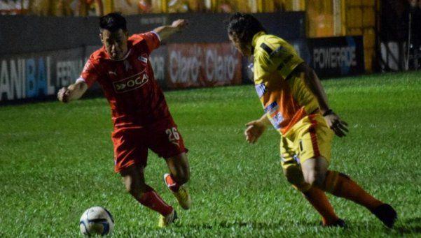 Independiente goleó a Crucero y piensa en la Liguilla