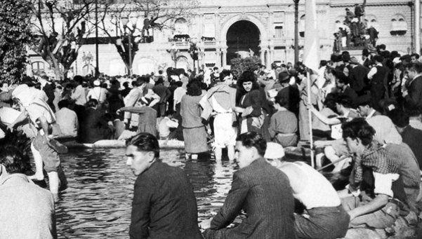 17 de octubre de 1945: La movilización que cambió a la Argentina