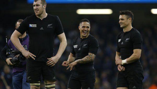 All Blacks y Springboks, primeros semifinalistas del Mundial de rugby