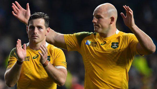 Australia eliminó a Escocia y será el rival de Los Pumas