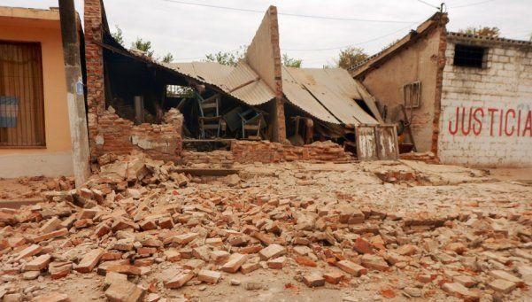 Cerraron El Galpón por seguridad tras el sismo