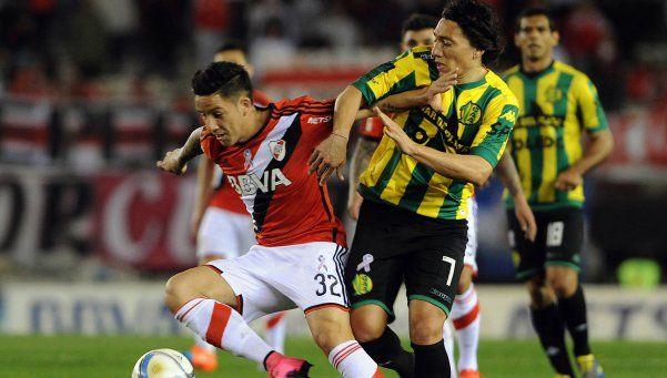 River igualó ante Aldosivi y no recupera su nivel futbolístico