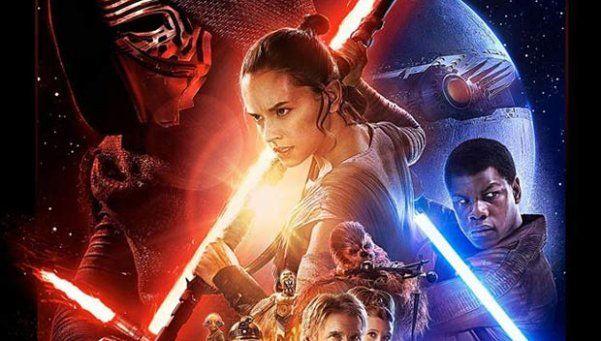 Llegó el día: se estrena nuevo tráiler de Star Wars Episodio VII
