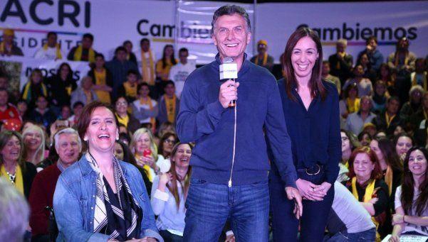 Macri: Yo no soy anti K