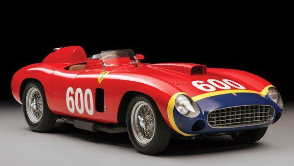 Subastarán Ferrari de Juan Manuel Fangio