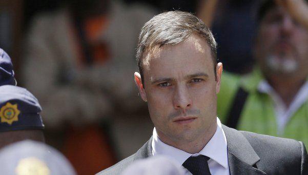 Oscar Pistorius quedó bajo prisión domiciliaria