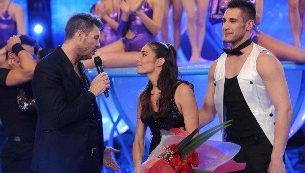 Empezó el Aquadance y Juanita Viale dejó el Bailando