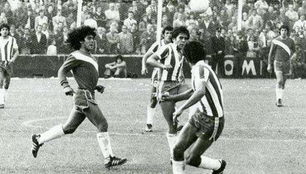 5 cosas que deberías saber del debut de Maradona