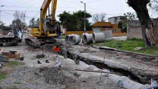 Algunos vecinos de Lomas ya no les temen a las lluvias