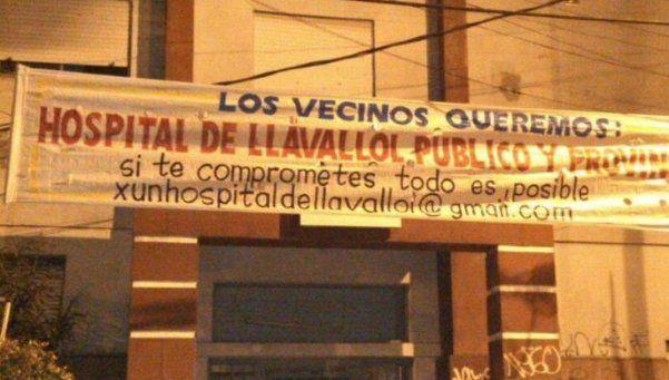 Proyecto de ley para reabrir el Hospital de Llavallol ingresó al Senado