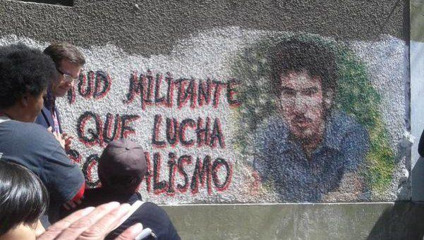 El Partido Obrero recordó a Mariano Ferreyra