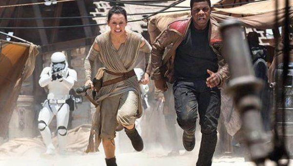 Furor por Star Wars agotó entradas en EE.UU.