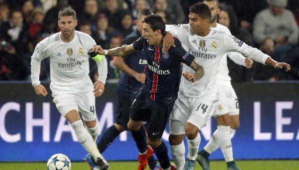 Champions: PSG y Real Madrid defraudaron y jugaron sin arcos