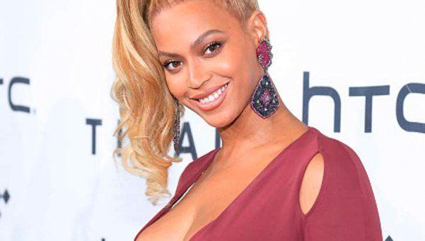El escote de Beyoncé que casi provoca un despido