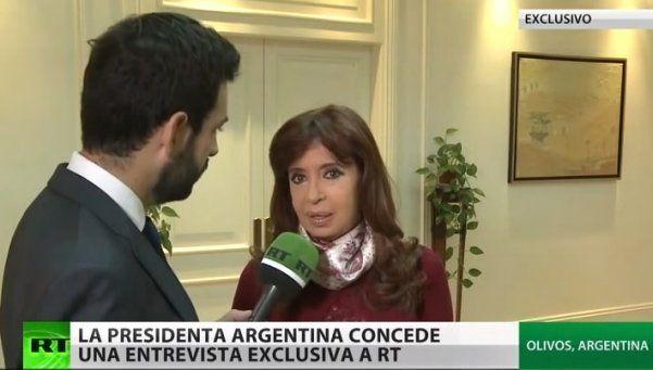 Cristina: Nuestra fuerza política seguirá conduciendo el país