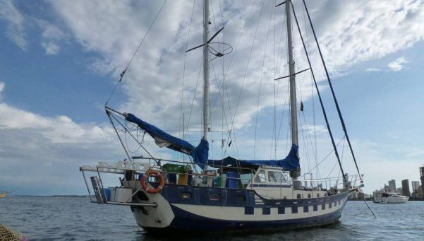 Tres argentinos perdidos en el Triángulo de las Bermudas