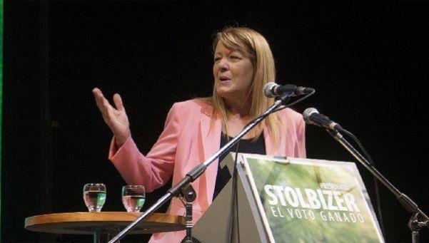 Stolbizer reivindicó a Alfonsín y criticó a la UCR