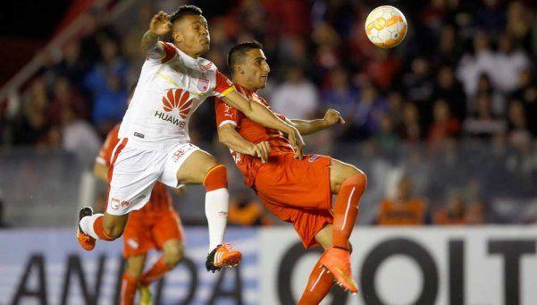 El Ruso Rodríguez falló dos veces y el Rojo perdió en su casa