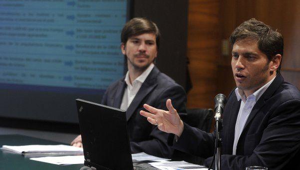 Kicillof anunció medidas de bonistas contra el BONY