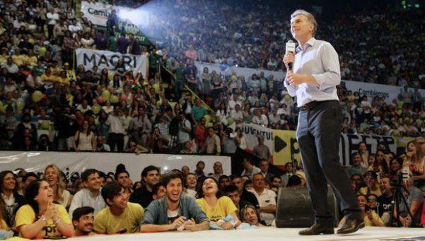 Macri llamó a los argentinos que siguen dudando