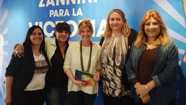 La FALGBT se reunió con autoridades por la igualdad LGBT