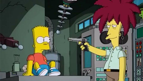 Hasta que lo logró: tras 26 años, Bob Patiño asesinó a Bart
