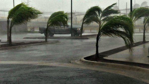 El huracán Patricia llegó a México más débil de lo que se esperaba