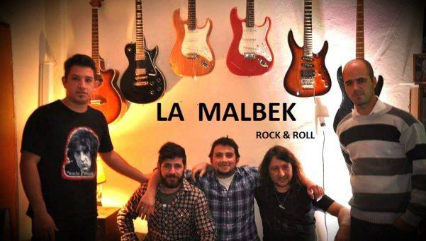 La Malbek, rock de la mejor cepa