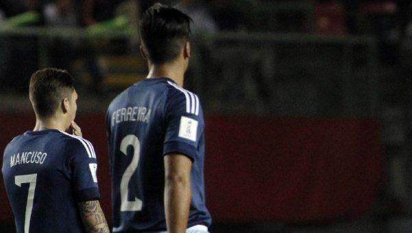 El Sub 17 se despidió del Mundial con una nueva derrota