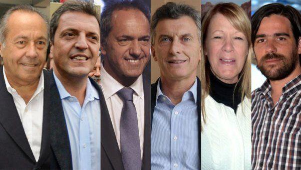 Hoy 32 millones de argentinos eligen presidente