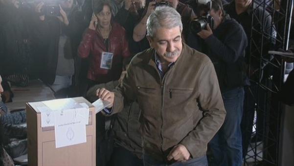 Aníbal Fernández: Este es el hecho político más importante de mi vida