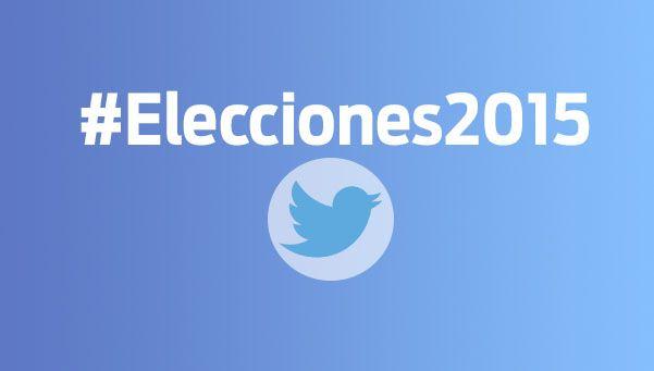 El minuto a minuto en las redes de las #Elecciones2015