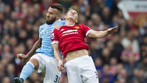 El City y el United igualaron en el clásico de Manchester