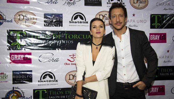 Gimena Accardi y Nico Vázquez juntos en teatro en el verano