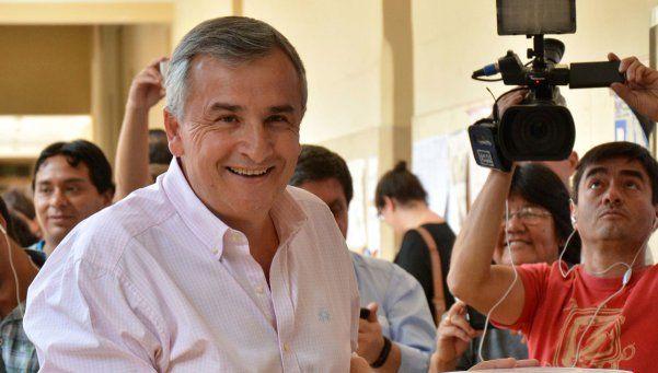Gerardo Morales aplastó a Fellner en Jujuy