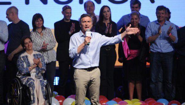 Macri: Lo que pasó esta noche cambia la historia de este país