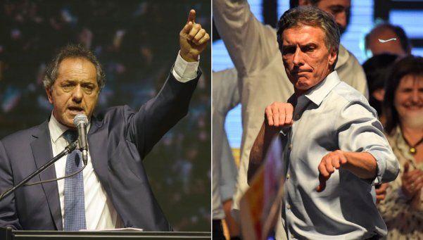 A sacar la calculadora: los votos que necesitan Scioli y Macri para ganar