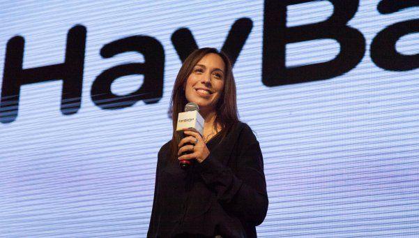 María Eugenia Vidal,  frente a una  agenda urgente