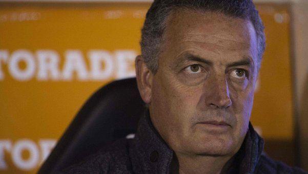 Alfaro asumió como nuevo entrenador de Gimnasia