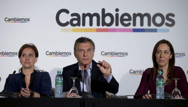 """Macri convoca al resto de los partidos: """"Estamos para representarlos"""""""