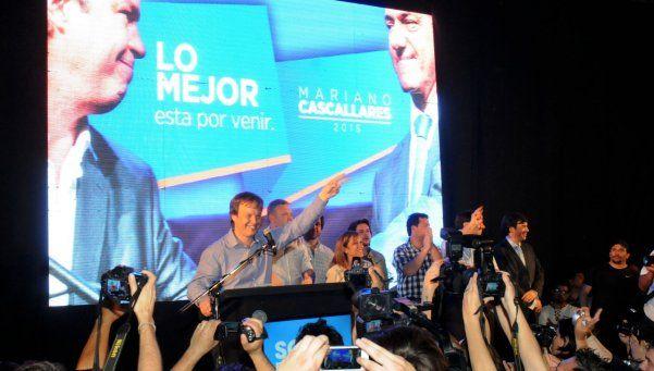 Mariano Cascallares se calza el traje de intendente en Almirante Brown