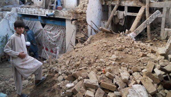 Más de 250 muertos en Pakistán y Afganistán por terremoto