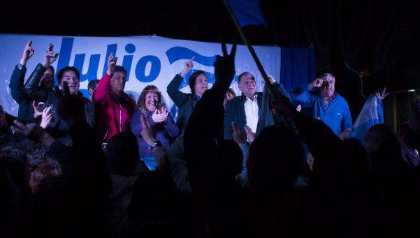 Pereyra logró por séptima vez la reelección en Varela