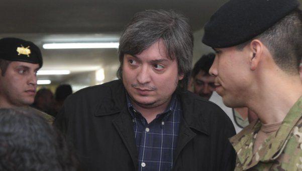 Máximo Kirchner recibió el alta y Cristina se instaló en el Sur