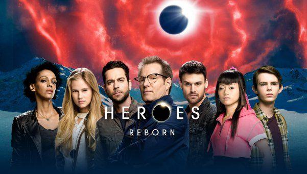 Crítica TV | Héroes Reborn: barajar y dar de nuevo