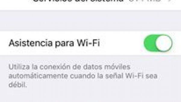 Cómo desactivar función de iPhone que gasta datos móviles sin avisar